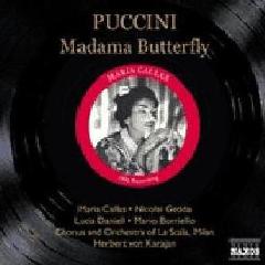 Puccini - Grt Op Rec'ings: M. Butterfly (CD)