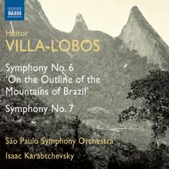 Sao Paulo So/karabtchevsky - Symphonies Nos.6 & 7 (CD)