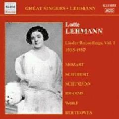 Lieder - Vol.1 - Various Artists (CD)