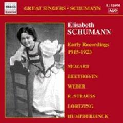 Great Singers: Elisabeth Schumann - Various Artists (CD)