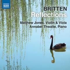 Jones, Matthew / Annabel Thwaite - Reflections (CD)