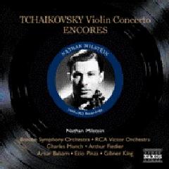 Tchaikovsky - Violin Concerto: Milstein (CD)
