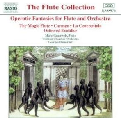 8555976 - Operatic Fantasies For Flute & orchestra (CD)