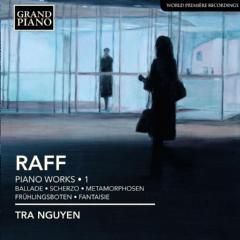 Raff - Piano Works - Vol.1 (CD)