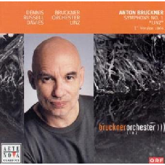 Davies Dennis Russell - Symphony No.1 (CD)
