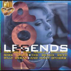 Pop Legends - Various Artists (CD)