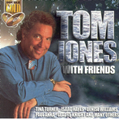 Tom Jones - Tom Jones With Friends (CD)