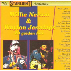 Willie Nelson - 20 Golden Hits (CD)