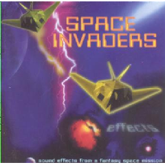 Space Invaders - Various Artists (CD)