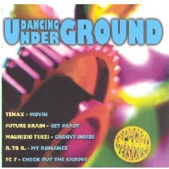 Dancing Underground - Various Artists (CD)