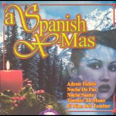 Christmas All Stars - Spanish Christmas (CD)