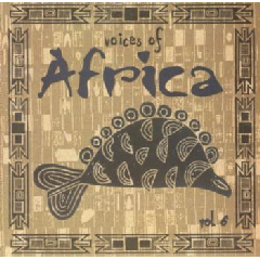 Voices Of Africa - Vol.6 - Various Artists (CD)