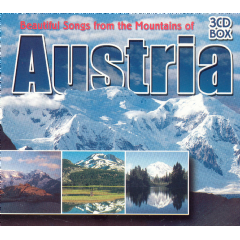 Songs From Austria - Various Artists (CD)