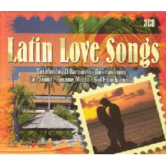 Latin Love Songs - Various Artists (CD)