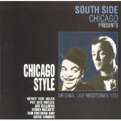 South Side Chicago Presents Chicago Style - Various Artists (CD)