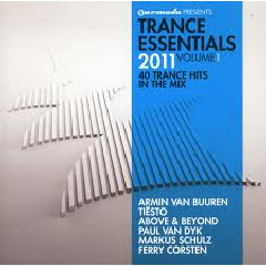 Trance Essentials 2011- Vol.1 - Various Artists (CD)