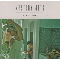 Mystry Jets - Serotonin (CD)