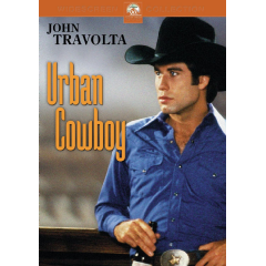 Urban Cowboy - (Region 1 Import DVD)