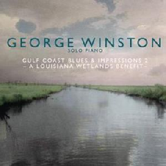 Winston George - Gulf Coast Blues & Impressions 2 - A Louisiana Wetlands Benefit (CD)