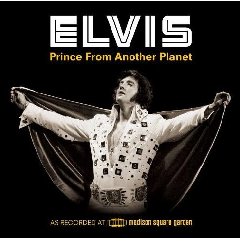 Presley Elvis - Elvis: Prince From Another Planet (Deluxe Version) (CD + DVD)