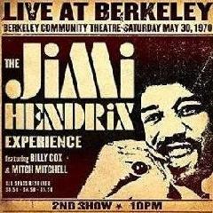 Hendrix Jimi - Live At Berkeley (CD)