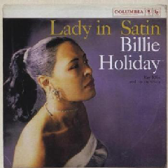 Holiday Billie - Lady In Satin (CD)