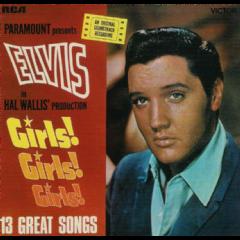 Presley Elvis - Girls! Girls! Girls! (CD)