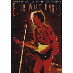 Jimi Hendrix - Blue Wild Angel: Live at the Isle of Wight (Intl Amaray)(DVD)