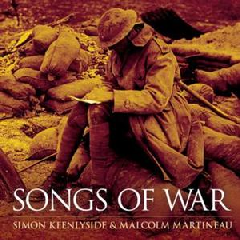 Keenlyside Simon - Songs Of War (CD)