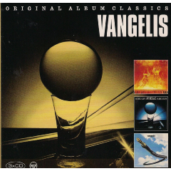 Vangelis - Original Album Classics (CD)