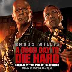 Original Soundtrack - A Good Day To Die Hard (CD)