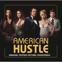 American Hustle (Ost) - (Import CD)