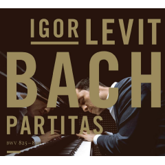 Levit Igor - Partitas Bwv 825-830 (CD)