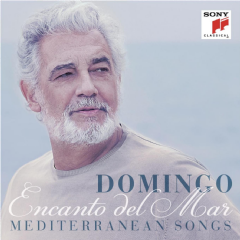 Placido Domingo - Encanto Del Mar - Mediterranean Songs (CD)