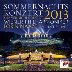 Wiener Philharmoniker - Sommernachtskonzert 2013 / Summer Night Concert 2013