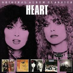 Heart - Original Album Classics (CD)