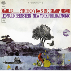 Bernstein Leonard - Symphony No.5 In C Sharp Minor (CD)