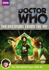 Doctor Who: The Creature from the Pit - (Import DVD)