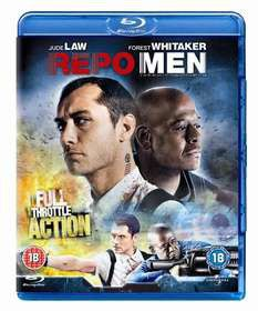 Repo Men [Region Free] (Blu-ray)
