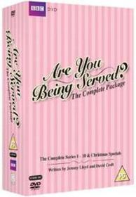 Are You Being Served?: Complete - (parallel import)