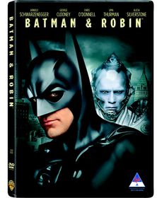 Batman & Robin (1997) (DVD)