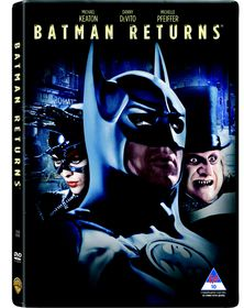 Batman Returns (1992) - (DVD)
