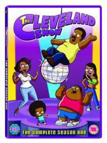 The Cleveland Show: Season 1 (DVD)