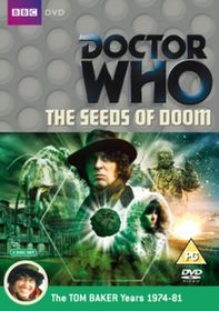 Doctor Who - The Seeds of Doom - (Import DVD)