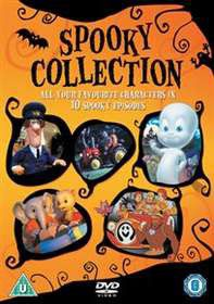 Spooky Collection (DVD)