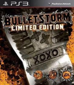 Bulletstorm: Limited Edition (PS3)