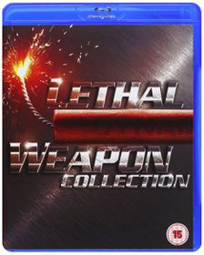 Lethal Weapon: 1-4 Collection (Blu-ray)