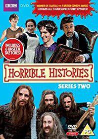 Horrible Histories Series 2 (DVD)