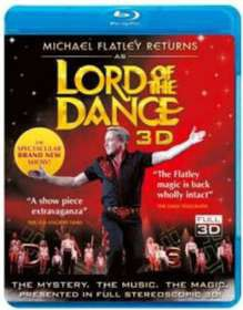 Michael Flatley Returns as Lord of the Dance (3D Blu-ray)