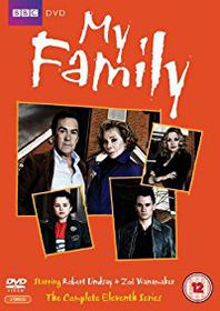 My Family: Series 11 (Import DVD)